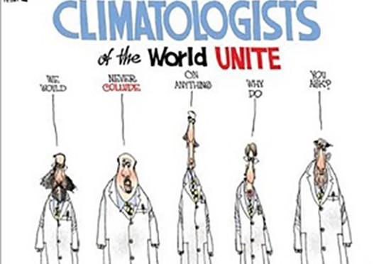 RIGHT – CLIMATE CHANGE DENIERS?